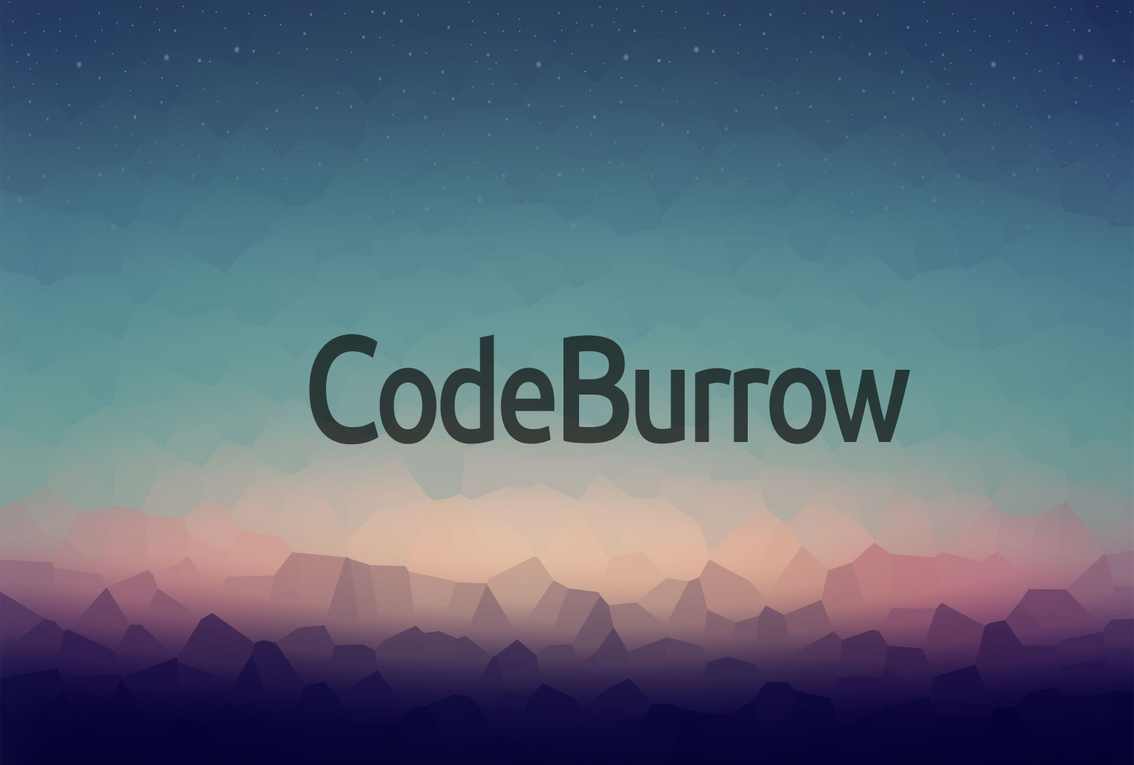 CodeBurrow